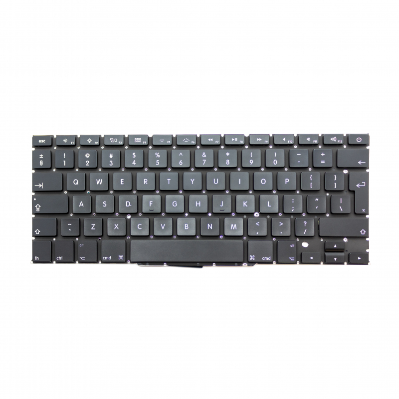 Apple MacBook Pro 15 A1398 Retina (Mid 2012) Laptop keyboard-toetsenbord