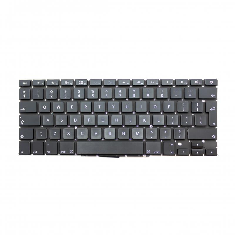 Apple MacBook Pro 15 A1398 Retina (Early 2013) Laptop keyboard-toetsenbord