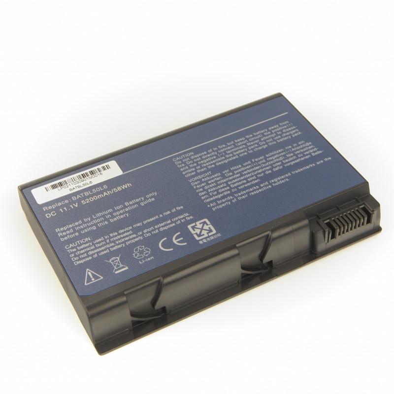 Acer Aspire 9500WSMi Laptop accu 4400mAh