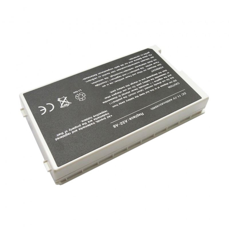 Asus F81Se Laptop accu 4400mAh