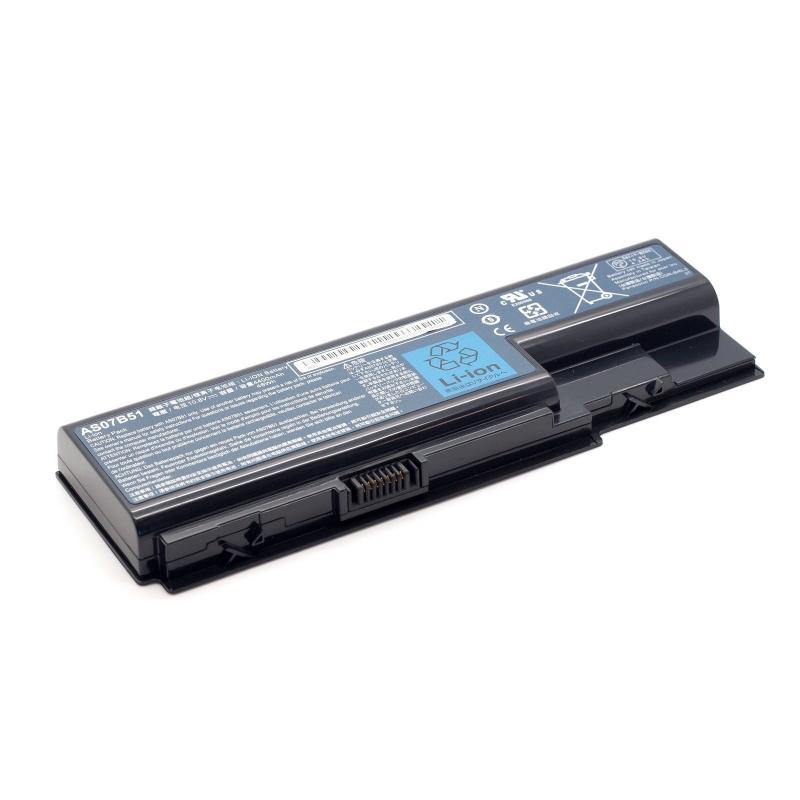 Acer Extensa 7630G Premium laptop accu 4400mAh