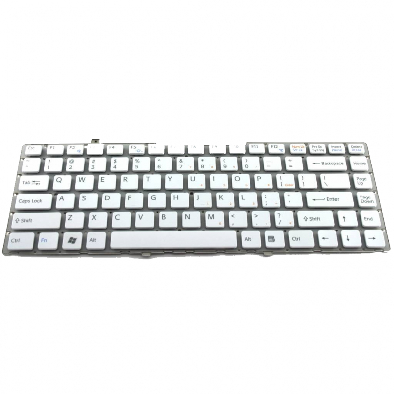 Sony Vaio VGN-FW150E-W Laptop keyboard-toetsenbord